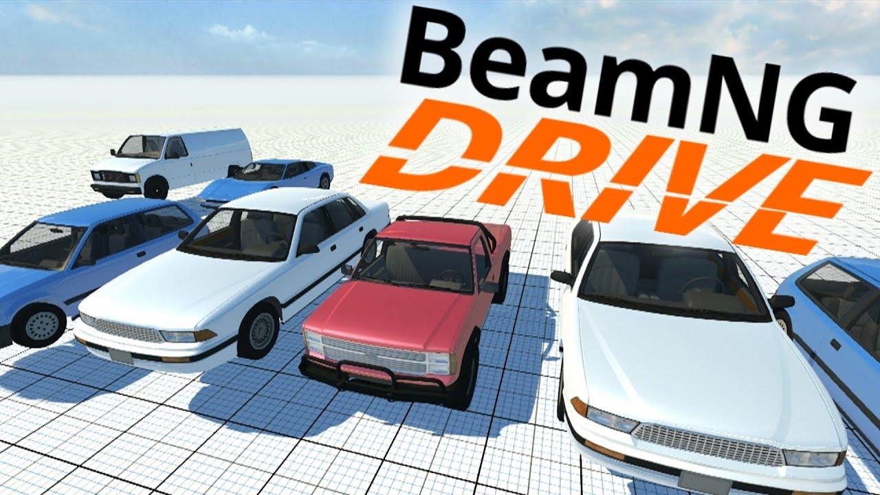 تحميل لعبة beamng drive 2020
