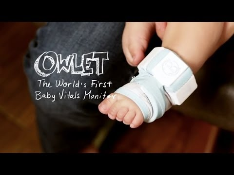 Owlet Smart Baby Monitor | CES 2014 Hardware Battlefield