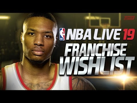 NBA Live 19 Franchise Wishlist! What NEEDS to be in Live to Surpass NBA 2K?