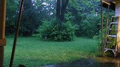 """Spring Rain in Austin Texas """"Sleep Sounds"""""""