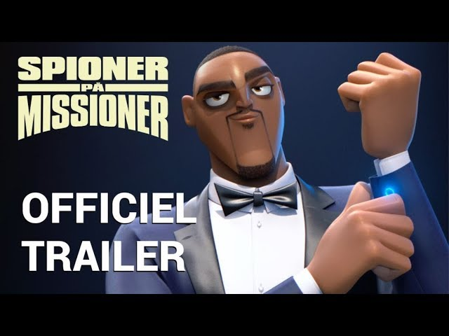 Spioner På Missioner | Officiel Dansk Trailer | 2020