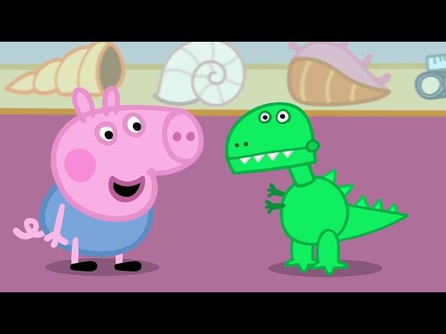 Peppa Pig 粉红猪小妹 第五季19【喬治的新恐龍】中文版