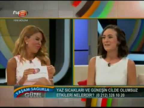 Dr.Öykü Maraşoğlu Çelen - Yaşam Sağlıkla Güzel / TV 8