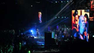 Настя - Даром (Брат-2. Живой Soundtrack, 17.10.2015)
