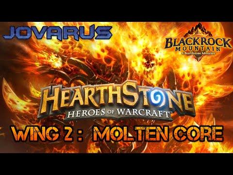 Hearthstone: Blackrock Mountain - Molten Core
