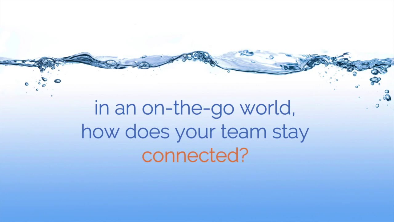 Keep Your Teams Working and Connected Even When Apart