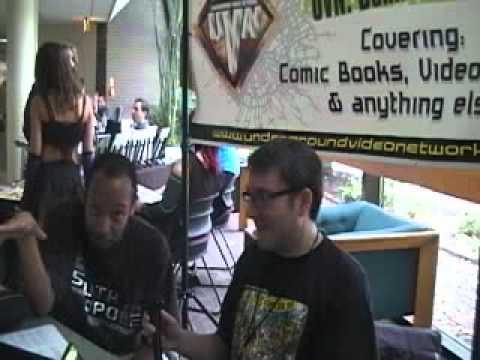 UVN Spotlight: Champion City Comic Con 2011 episode 1