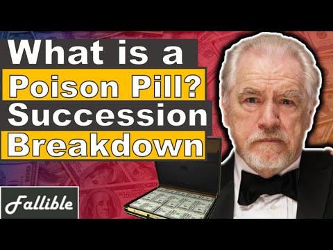 Bear Hug Takeover Defense Strategy | Succession Season 2 | Poison Pill Finance