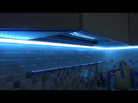 Подсветка на кухне с Aliexpress (часть 2)