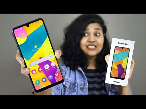 Samsung Galaxy F22 *REAL TRUTH* Review & Unboxing