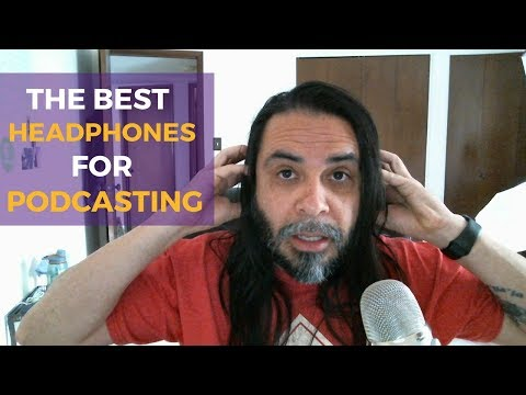 The Best Headphones For Podcasting