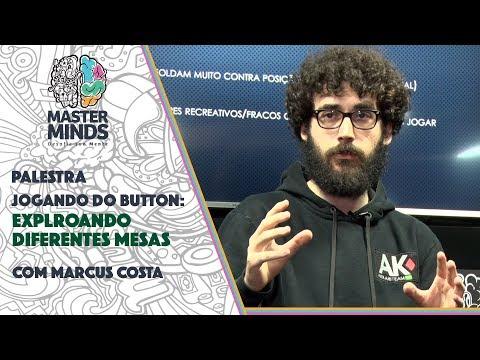 MasterMinds 2018 - Palestra Jogando Do Button Com Marcus Costa
