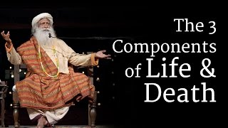 The 3 Components of Life & Death