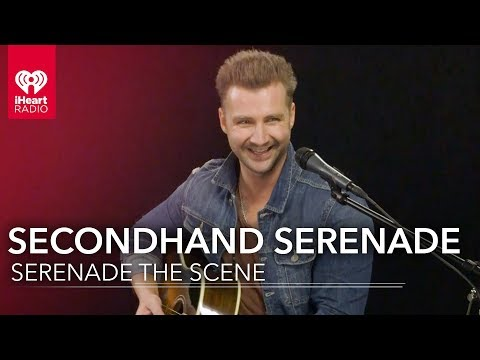 "Secondhand Serenade ""Fall For You"" Movie Dubs Live 