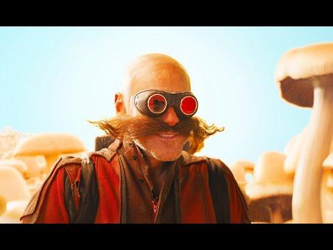 Концовка из фильма Соник в кино (2020) Момент из фильма ...