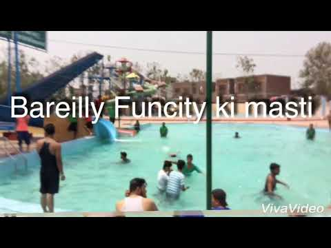 Funcity Water Park Bareilly Youtube