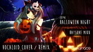 JKT48 Halloween Night f2face Remix feat Hatsune Miku