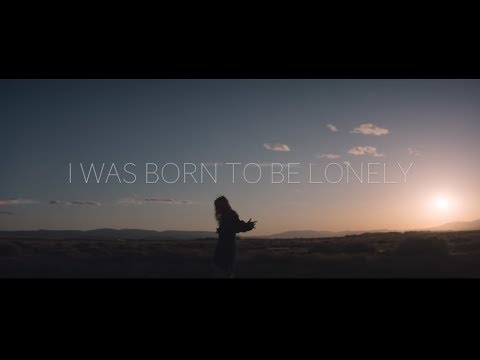 I WAS BORN TO BE LONELY  spoken word