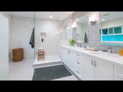 Best Bathroom Renovation - 2016 Ovation Awards Winner - North Vancouver