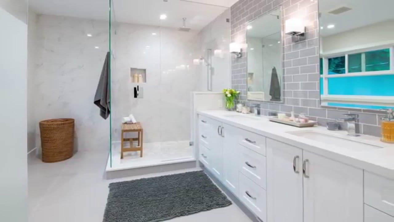 Best Bathroom Renovation - 2016 Ovation Awards Winner - North ...