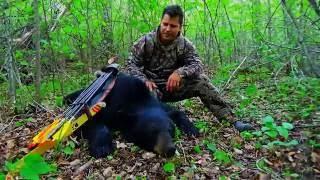 Recurve Bowhunt: Manitoba Black Bear