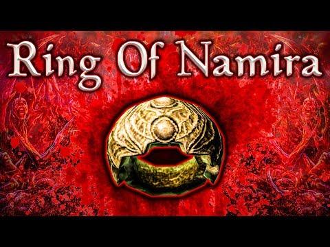 Skyrim SE - Ring Of Namira - Unique Ring Guide