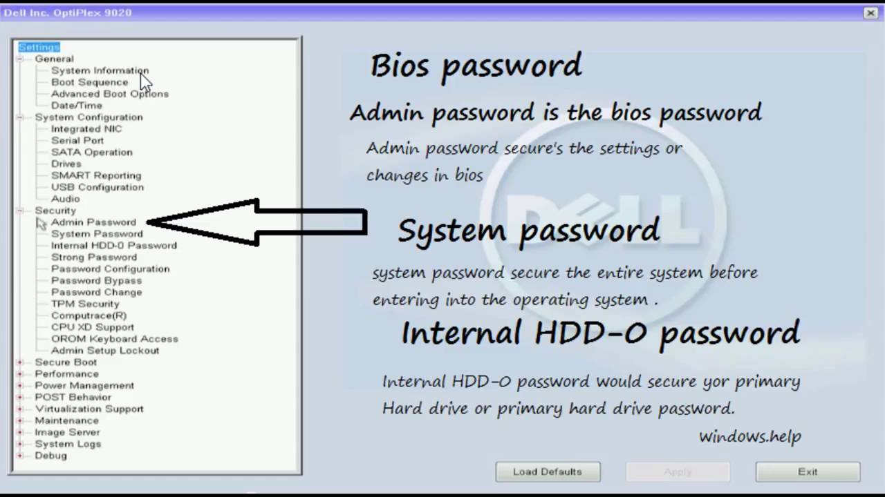 How to bypass dell bios password | 3 Ways to Reset a BIOS