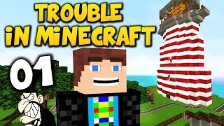 Gomme der BANDIT - TROUBLE IN MINECRAFT [TTT][Deutsch] #01
