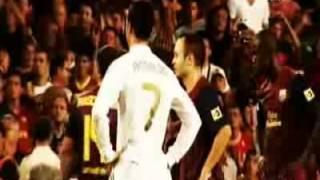 Pelea Completa En El Clasico Barcelona vs Real Madrid  Super Copa 2011