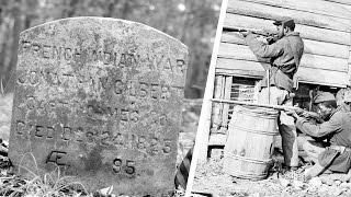 Hidden Civil War Grave Site & The Brooklyn CT Fair