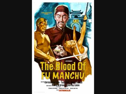 Fu Manchu -  Webfoot Witch Hat