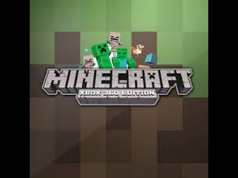 Minecraft Xbox ep 1 series 1 [JACKPOT]
