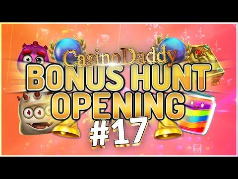 €7700 Bonus Hunt - Casino Bonus Opening From Casinodaddy LIVE Stream #17