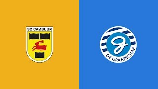HIGHLIGHTS | SC Cambuur - De Graafschap