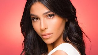 GLOWING BRONZE MAKEUP TUTORIAL | Teni Panosian