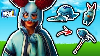 FORTNITE NEW GROWLER SKIN & FLAPJACKIE SKIN! FORTNITE ITEM SHOP UPDATE! FREE V-BUCKS GIVEAWAY