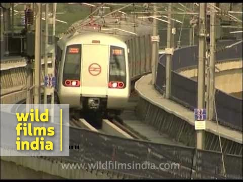 Delhi Metro - city's lifeline or bane of citizens' existence?