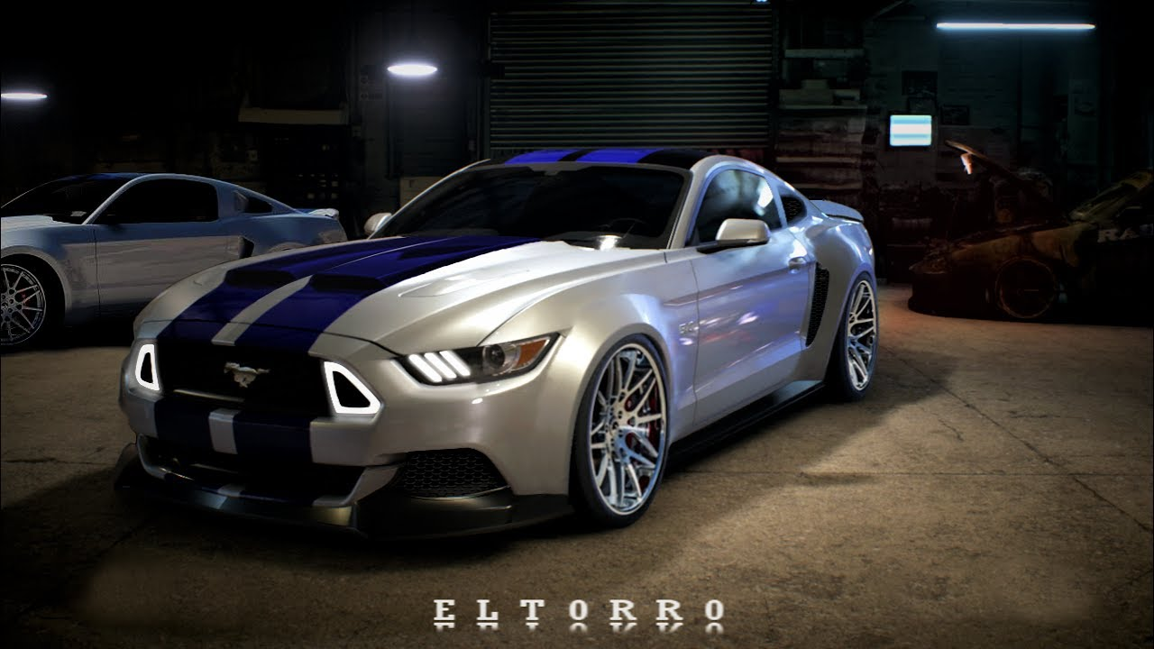 nfs mustang 2015 ford mustang virtual tuning youtube. Black Bedroom Furniture Sets. Home Design Ideas