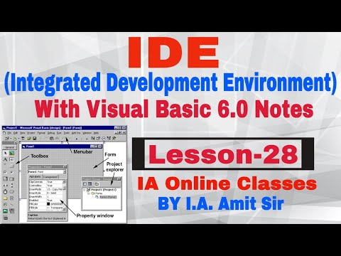 what is IDE | Integrated Development Environment in Hindi