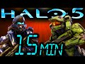 Halo Story Explained - Halo Universe Lore Summary in 15 Minutes