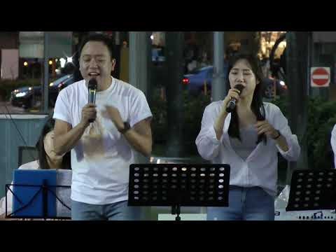 Jubilee Worship Ministry South Korea at Celebrate Christmas In Singapore 2017, 23 Dec 2017
