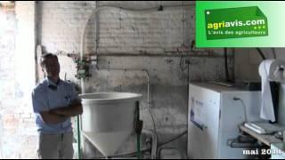 Grégoire Lhotte donne son avis sur le déminéraliseur Aquacentre