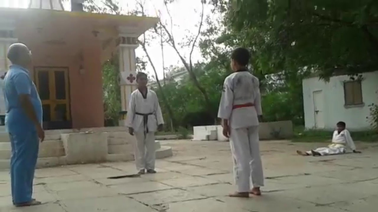 The Best Way To Fight With Teenager >> Best Taekwondo Fight Teenagers Youtube