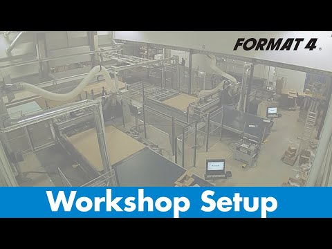 FORMAT-4® Workshop Setup
