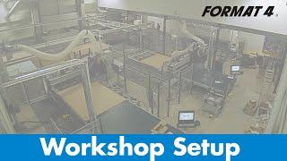 FORMAT-4® Workshop Setup