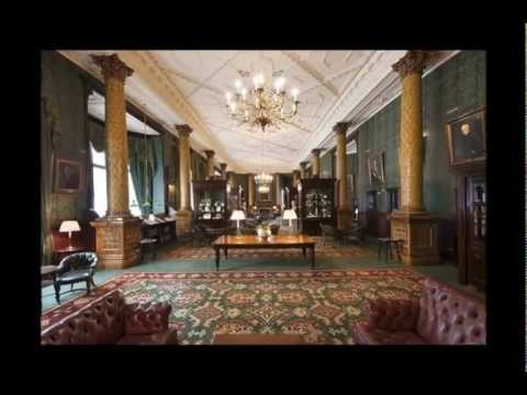 Restoration of the National Liberal Club Smoking Room