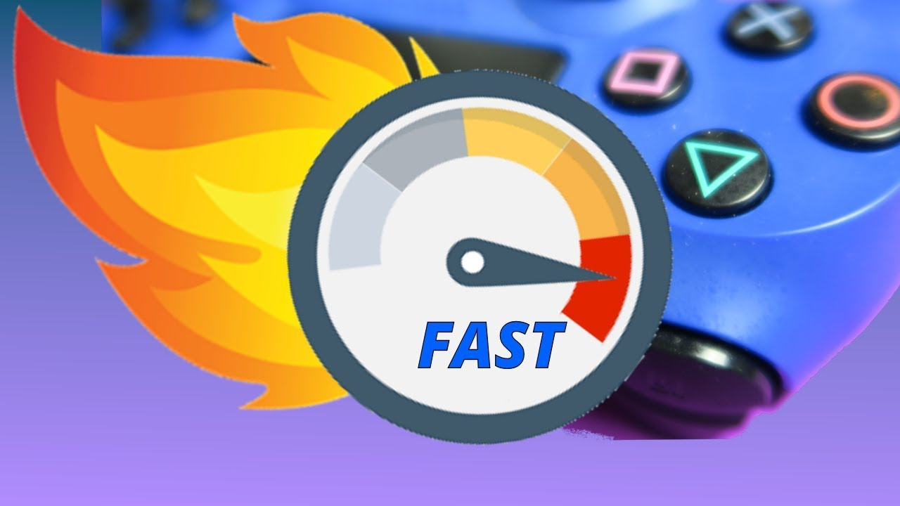 How to INSTANTLY boost your PS4 internet speed and fix that lag! -