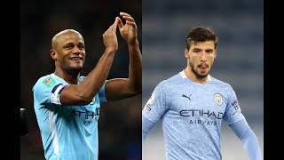 RUBEN DIAS THE NEW VINCENT KOMPANY FOR CITY