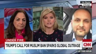 CNN: Ahmadiyya Muslim Marine responds to Donald Trump anti-Muslim comments