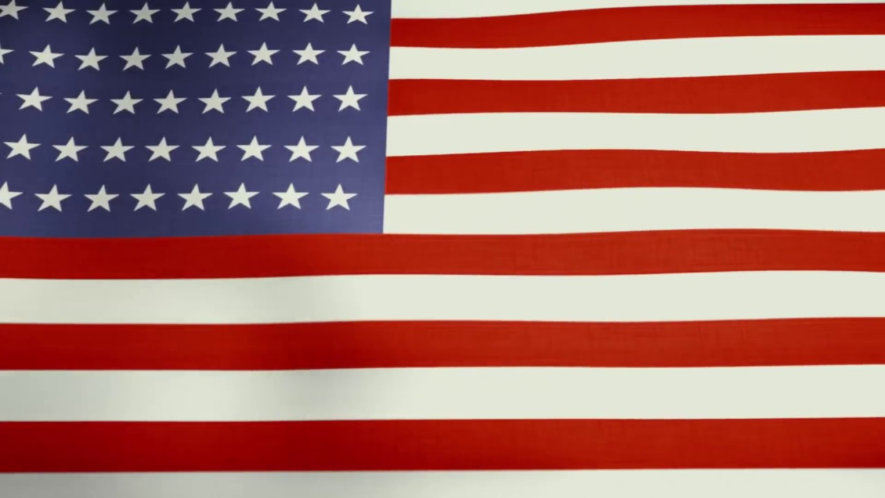 Usa Flag - God Bless The Usa - Usa Anthem